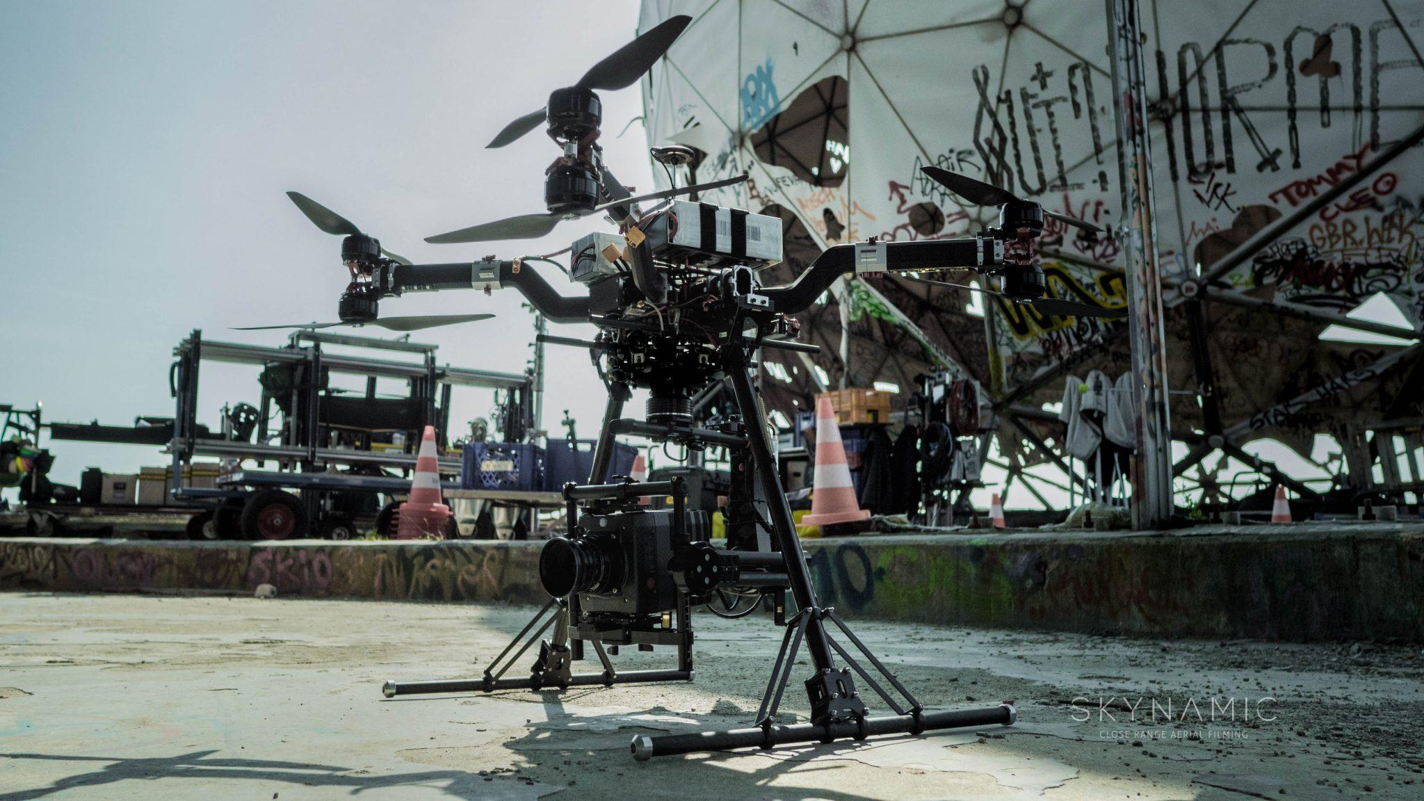 Alexa Copter Drone
