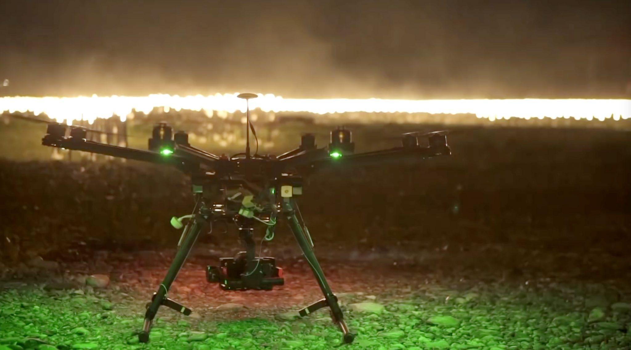 Drohne Muenchen Drone Munich Flug