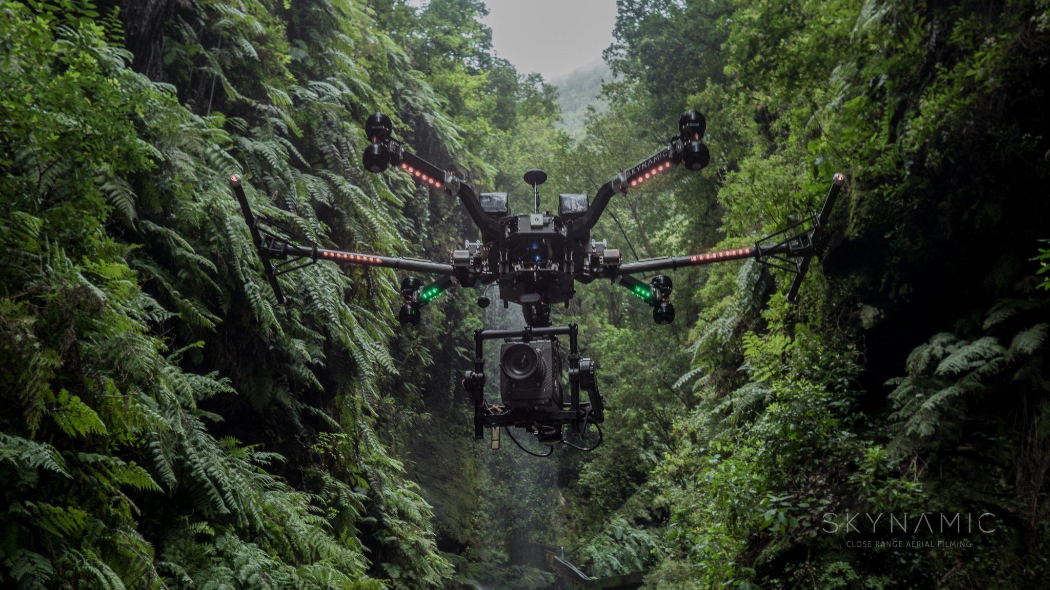 Alexa Mini Drone