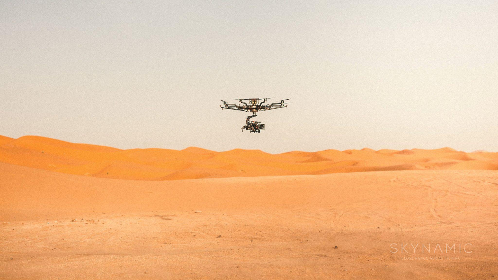 Alexa Drohne Marokko
