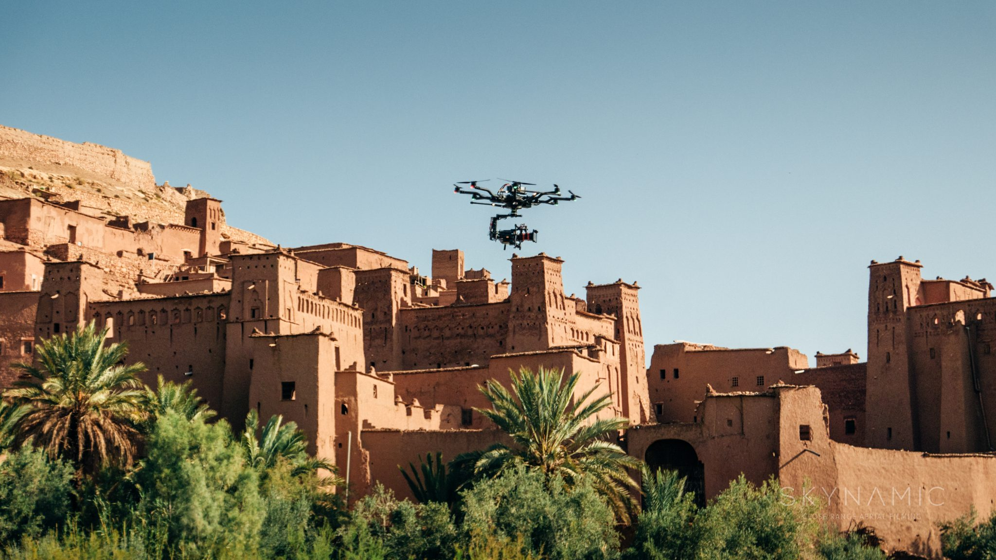 Alexa Drohne Marokko Alexa Mini