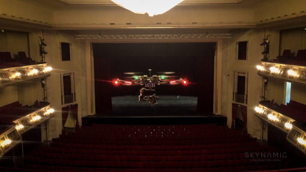 Oktokopter München Drohne