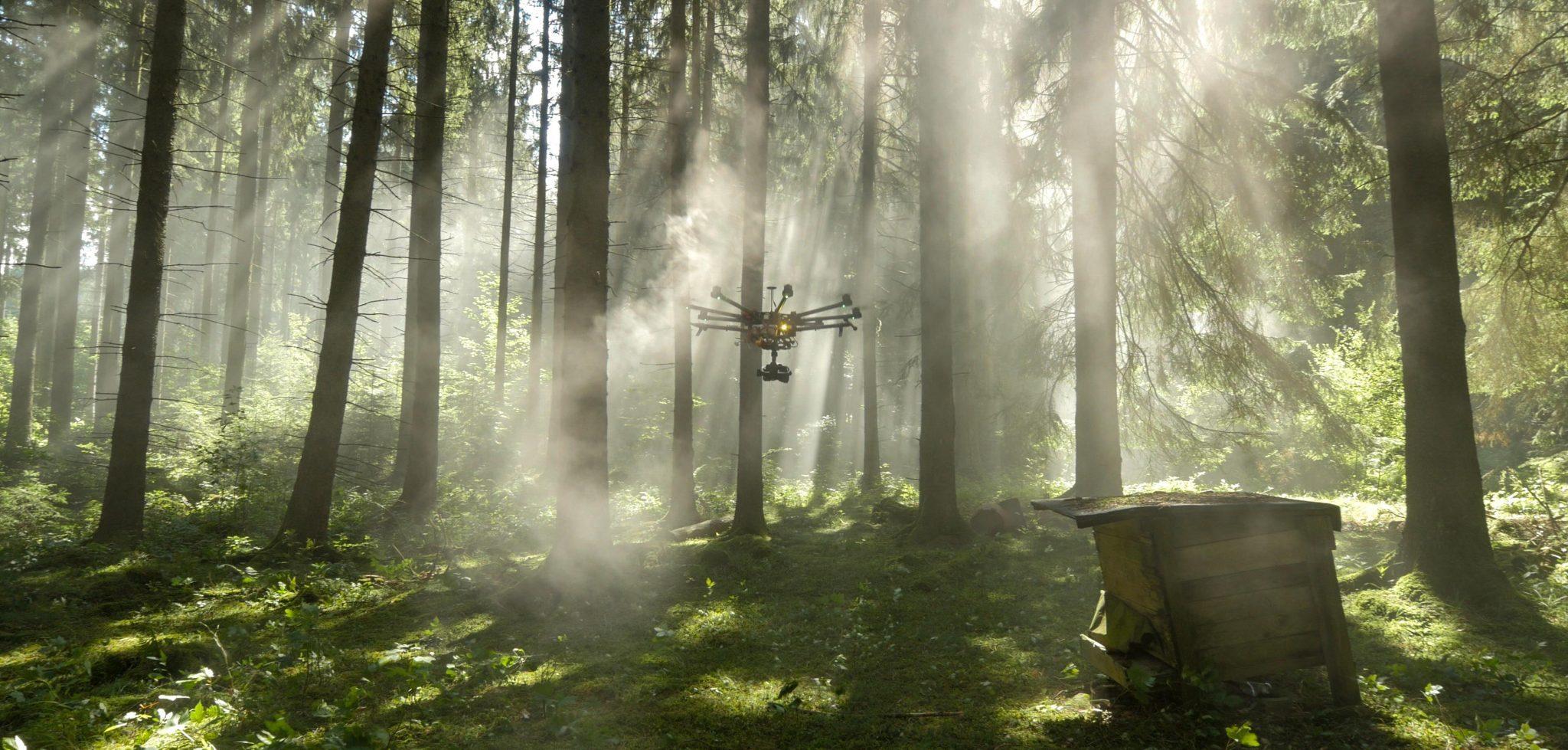 professionelle luftaufnahmen Nürburgring Drohne